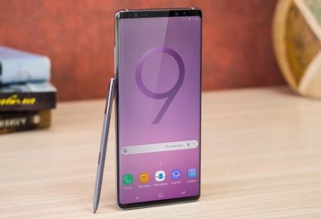 Galaxy Note 9 kapak